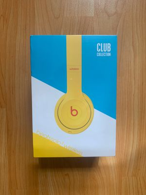 Beats Solo 3 Wireless Headphones (New in box) for Sale in Brooklyn, NY