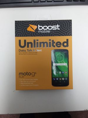 Free Moto G6 Play for Sale in Burlington, NC