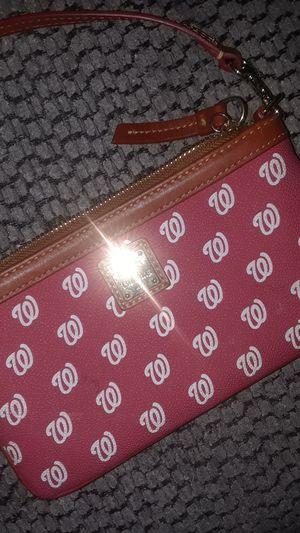 Washington Nationals Wristlet for Sale in Washington, DC
