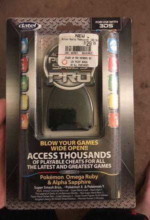 Power saves pro Nintendo 3DS for Sale in Salt Lake City, UT