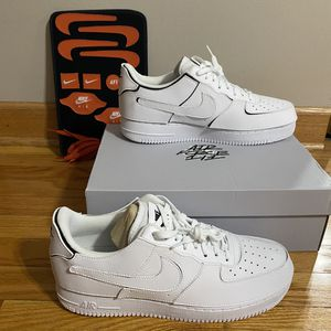 Nike Air Force 1/1 Cosmic Clay ''Confirmed Order'' Size 11 #AF1of1 Customizable for Sale in Stone Park, IL