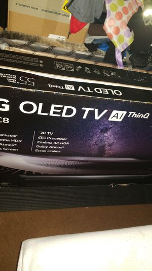 LG oled tv al thinq for Sale in Troy, MI