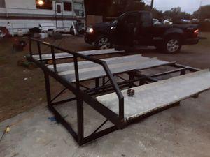 Double atv in bed hauler for Sale in Brandon, FL