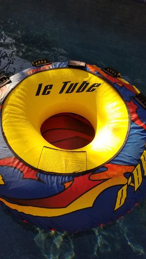 Le Tube inflatable towable for Sale in Dana Point, CA