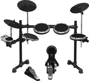 Behringer Electric Drum Set, With Bonus Throne & Vic Firth Sticks for Sale in Miami, FL