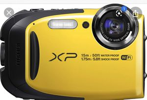 Fujifilm FinePix XP80 Waterproof Digital Camera with 2.7-Inch LCD (Yellow) Visit 4 (475) The perfect camera, indoors and out! XP80 is an all purpose for Sale in Pembroke Pines, FL