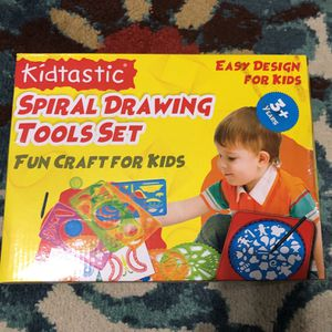 Brand new in box never opened Kids spiral drawing tools set for Sale in Walker, LA