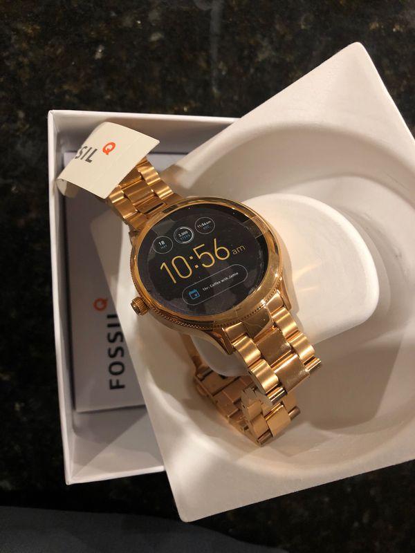 Fossil smart watch FTW6000
