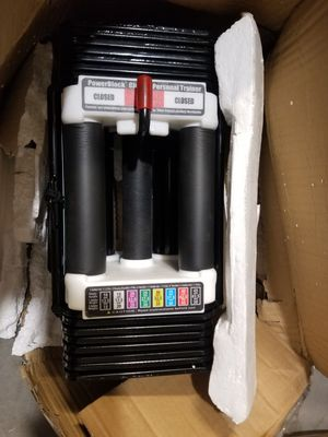 Power block Classic *brand new* 10-50 lbs Dumbbell similar to bowflex for Sale in Queen Creek, AZ