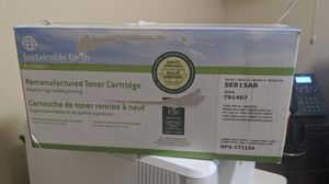 Sustainable Earth by Staples toner cartridge for Sale in Tulsa, OK