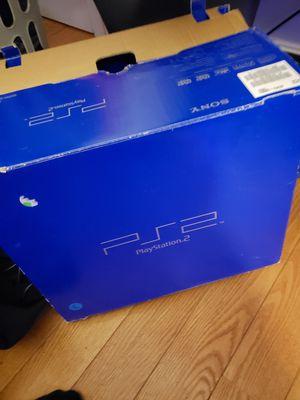 Ps2 comes with original box for Sale in Norton, MA