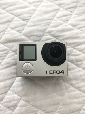 GoPro Hero 4 Black with Accessories for Sale in Indian Trail, NC