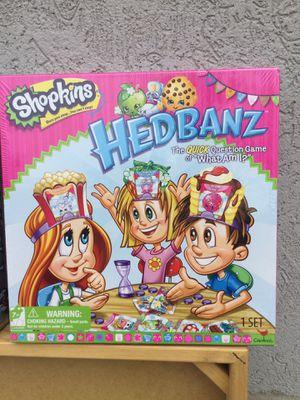 Headbands game Shopkins brand new for Sale in Matawan, NJ