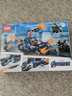 Lego Marvel Avengers Captain America 76123 for Sale in Torrance,  CA