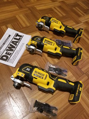 Dewalt Multi-tool XR 20V $75 Each for Sale in Norwalk, CA
