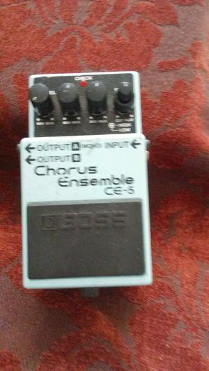 Boss ce-5 guitar pedal for Sale in Miramar, FL
