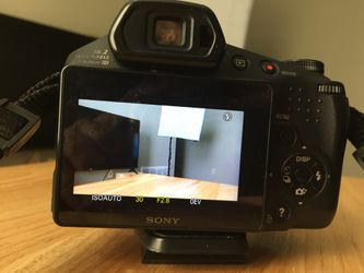 Sony DSC-HX200V 18MP 1080HD stereo mic for Sale in San Angelo,  TX