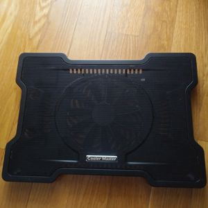 Two Cooler Master Notebook Laptop Fans for Sale in Chicago, IL