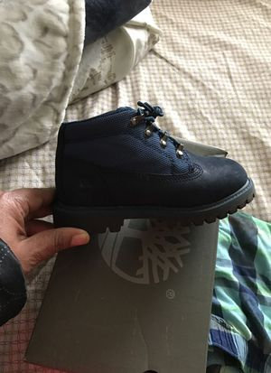 BOYS SIZE 11 Timberlands for Sale in Portland, OR