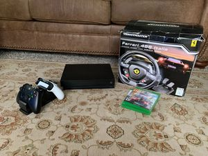 Xbox one x bundle for Sale in Seattle, WA