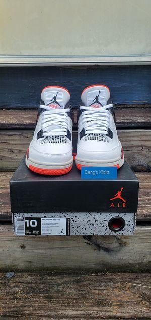"Nike Air Jordan 4 ""Flight Nostalgia"" sz 10 New for Sale in Nashville, TN"