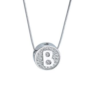 Initial letter B necklace for Sale in New York, NY