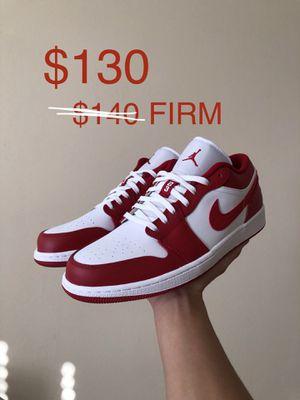 Jordan 1 Low Red (size 11) for Sale in Burbank, CA