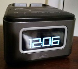 JAM DUAL ALARM FM RADIO DOCK STATION BLUETOOTH for Sale in Leicester, MA