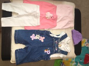Baby girl clothes for Sale in Winter Springs, FL