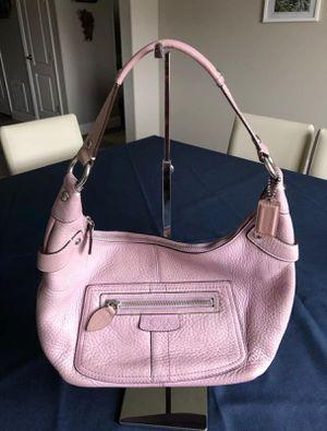 Coach 13159 Medium PENELOPE Lilac Pebbled Leather Hobo Shoulder Bag for Sale in Saint Petersburg, FL