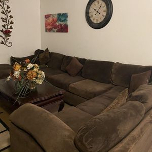 Large Sectional Couch for Sale in Porterville, CA