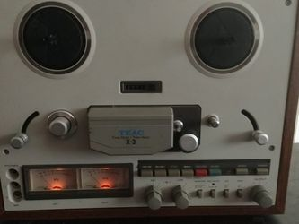 Teac X-3 Reel To Reel Player/Recorder for Sale in Port Charlotte,  FL