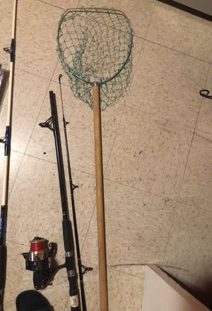 Fishing rods and reels other accessories for Sale in Capitol Heights, MD