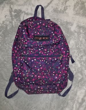 Jansport backpack purple for Sale in Vancouver, WA