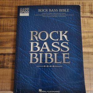 Rock Bass Bible for Sale in Stuart, FL
