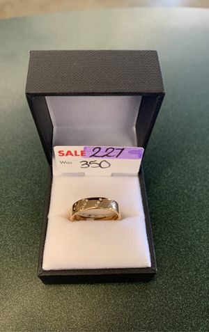 Rose gold 14k ladies ring for Sale in Temple, TX