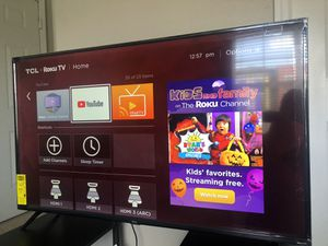 """55"""" TCL Brand new TV for sale for Sale in Tampa, FL"""
