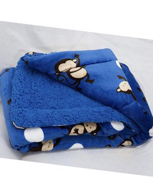 Sherpa baby borrego blanket for Sale in Lynwood, CA