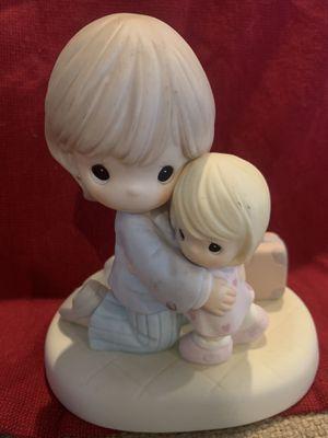 Precious Moments 108528 Mom /daughter figurine for Sale in PT CHARLOTTE, FL