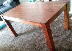 Rustic style table for Sale in Fresno, CA