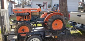 Kubota Tractor for Sale in Topeka, KS