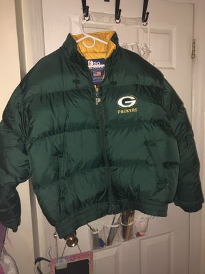 Calling Packers fan!!! XL packers jacket for sale  excellent condition for Sale