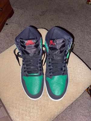 Jordan retro 1 Pine green Sz13 VNDS for Sale in Temple, TX