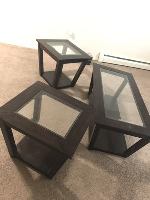 Brown Coffee & End Tables for Sale in Anchorage, AK