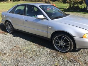 Audi A4. Body is in great condition. Runs- but alittle rough. $1500 or best offer. for Sale in Snohomish, WA