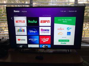 Smart TV ,4k ultra HD , 42 inch for Sale in Orlando, FL