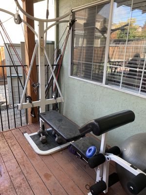 Exercise machine for Sale in Fremont, CA