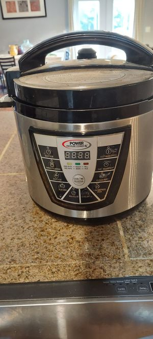 Power pressure cooker xl for Sale in Greenville, NC
