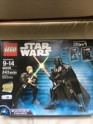 Lego Buildable Figures 2pack for Sale in Herndon, VA
