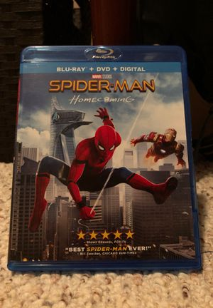 Spider-Man Homecoming DVD for Sale in Keizer, OR